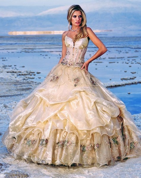 Свадебные платья Wedding dresses 1161437866_milady_siava_ru