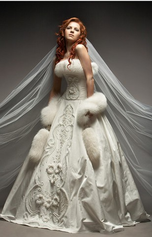 Свадебные платья Wedding dresses Milady_siava_ru-2108